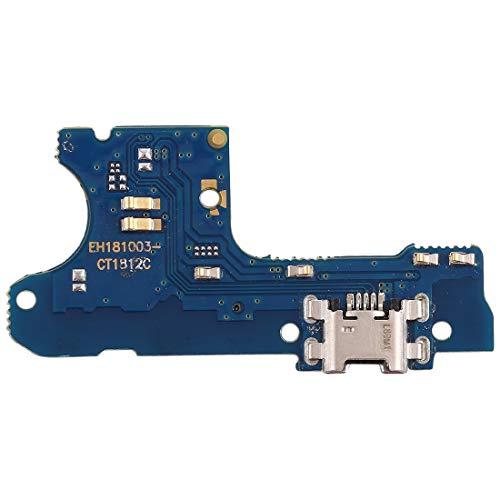 DINGXUEMEI Xuemei de Piezas de Repuesto de teléfono Cargador USB Base de Carga del Puerto de Carga Junta Junta Puerto for Huawei Honor 8C