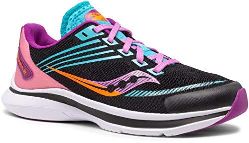 Saucony S-Kinvara 12 Schuhe Mädchen Black/pink Schuhgröße US 4 | EU 36 2021 Laufsport Schuhe