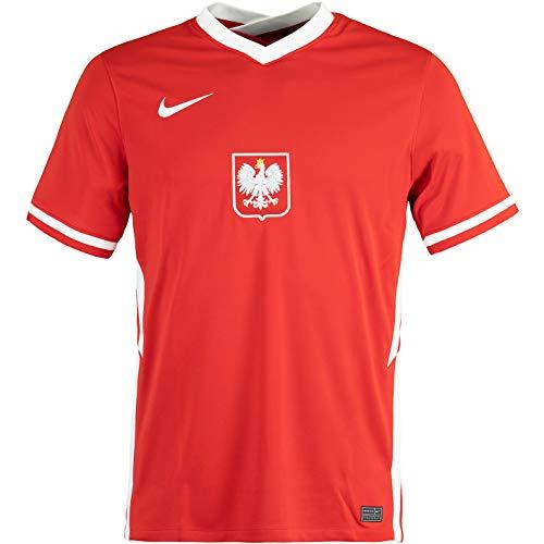 Nike Poland Polen Away Trikot (XL, red)