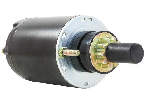 Rareelectrical STARTER COMPATIBLE WITH CUB CADET GARDEN TRACTOR 1050 1024 1211 KOHLER 41-098-06 KH10187 SM56666