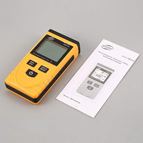 Preisvergleich Produktbild Benetech GM3120 LCD-Digital-elektromagnetische Strahlungs-Detektor Meter Dosimeter Tester Zähler für Computer-Telefon-TV