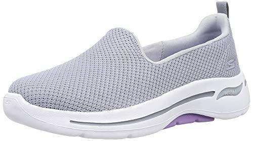 Skechers Go Walk Arch Fit Grateful 124401 Grey/Lavender - 38 EU
