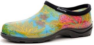 Sloggers 5102BL08 Size 8 Midsummer Blue Women's Sloggers Waterproof Rain Shoes