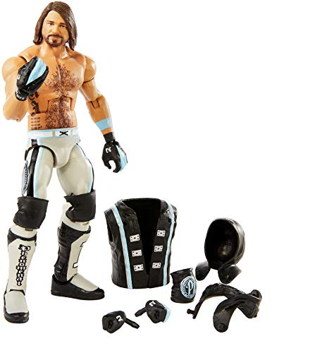 WWE Top Picks Elite Collection AJ Styles Figure