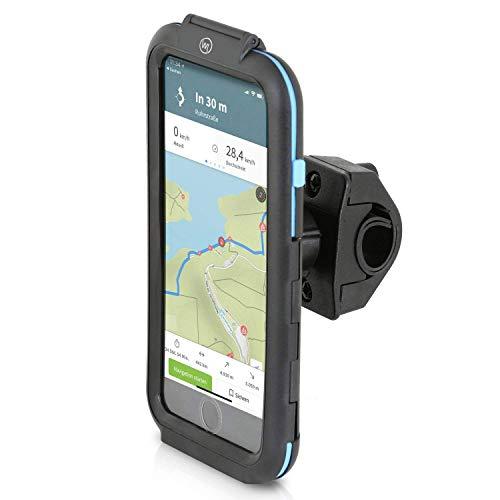 Wicked Chili Tour Case Fahrradhalterung kompatibel mit Apple iPhone 8 Plus / 7 Plus / 6 Plus / 6S Plus Bike Mount (5,5