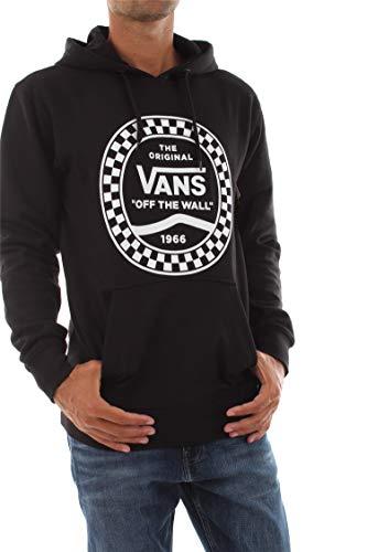 Vans Checkered Side Sudadera Hombre - algodón Talla: