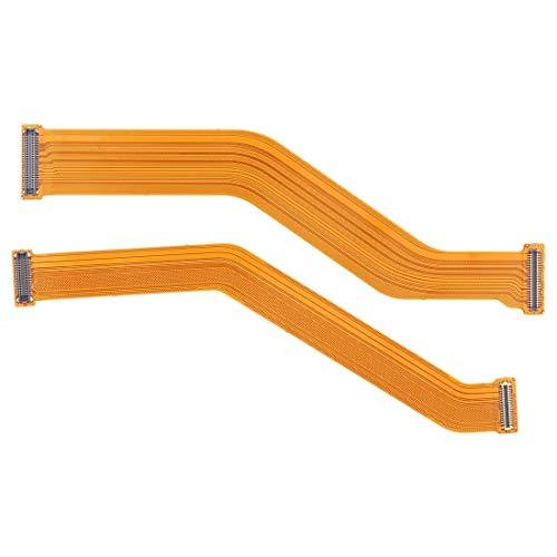 Sevenplusone Vervanging/vervanging Flex Vervang de oude moederbord Flex Kabel + LCD Flex Kabel voor Galaxy A30