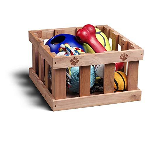Woodlore Cedar Products Cedar Pet Toy Box