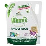 Winni's Naturel Detersivo Lavatrice Ecoformato Aleppo e Verbena 25 Lavaggi - 1346 g