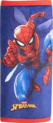 Marvel Spiderman Seat Belt Passacintura Singolo Auto Morbido Cuscino Cuscinetto Proteggi Cinture di Sicurezza Spiderman Uomo Ragno Supereroi