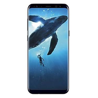 US_S A M S U N G Galaxy by M S U N G S8 (Midnight Black, 4GB RAM, 64GB Storage Internal)