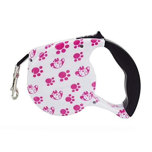 5m Tierbedarf Hundehalsband Leine Automatisch Versenkbare Leine Harness Puppy Patrol Seil Geht Katze-Form-Traction Small Medium Hundeleine
