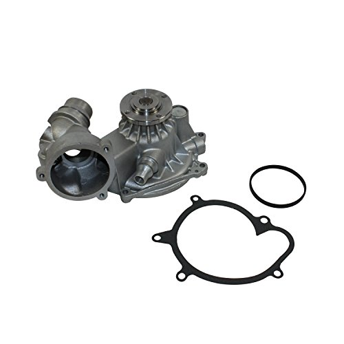 08 x5 bmw water pump replacement - 1
