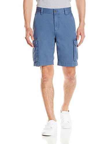 """Amazon Essentials Men's Classic-Fit 10"""" Cargo Short, Blue, 29"""
