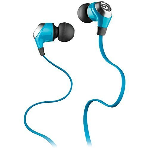 Monster N-Lite In-Ear Headphones, Candy Blueberry