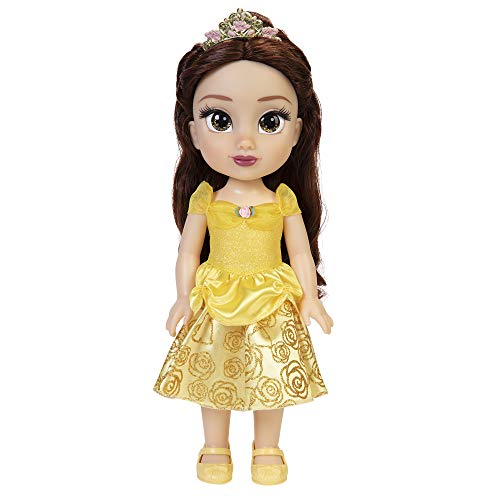"Disney Princess My Friend Belle Doll 14"" Tall Includes Removable Outfit and Tiara"