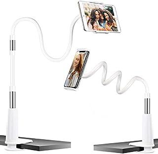 Joylink Soporte para teléfono móvil, Cuello de Cisne, Soporte Universal para Smartphone, teléfono móvil, Tablet, Cuello de Cisne, Brazo Largo, Flexible, Soporte para Tablet