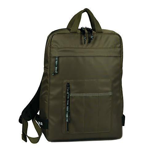 Denim TOM TAILOR bags TACOMA Herren Umhängetasche M, khaki, 24x9x28