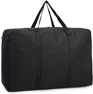 YJZQ Sac Stockage sous lit Organisateur de Vêtements Imperméable Sac Extra Large 100L Non-tissé Sac Oxford pour Vestes Cou...