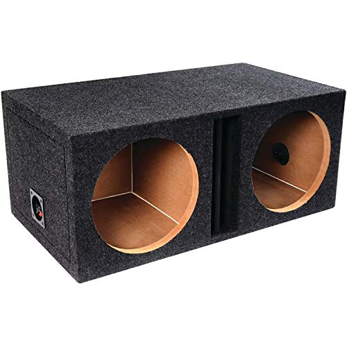 ATREND E12DV BBox Series Dual Vented Enclosure with Divided Chamber (12')