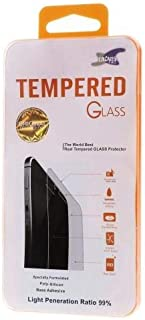 Calans Mobile Phone Tempered Glass Screen Protector 0.3mm (Arc Edge) for Sony Xperia XA2