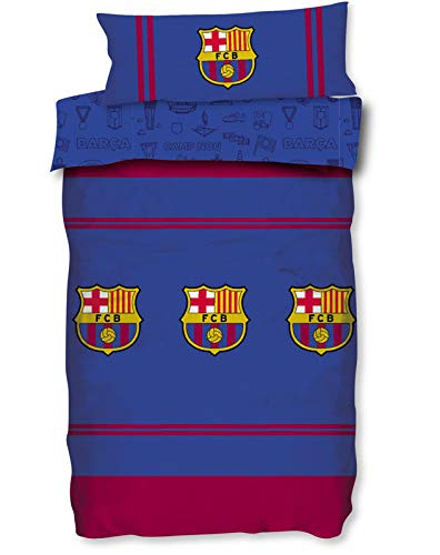 EL DRAGON BLANCO Funda Nórdica FC Barcelona 90