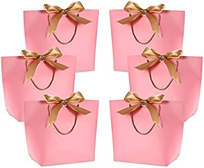 ➤ Cheap 'WantGor Gift Bags with Handles 14.2x10.2x4.3inch