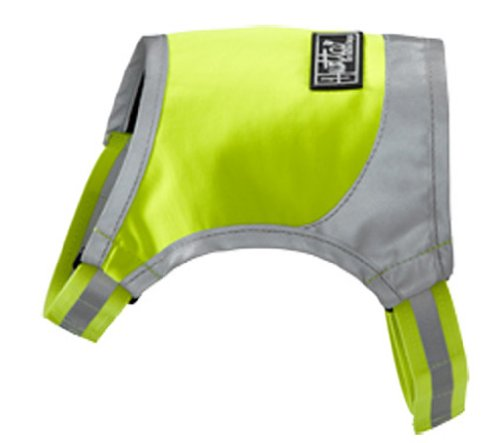 Hurtta Pet Collection X-Small Micro Vest, Yellow