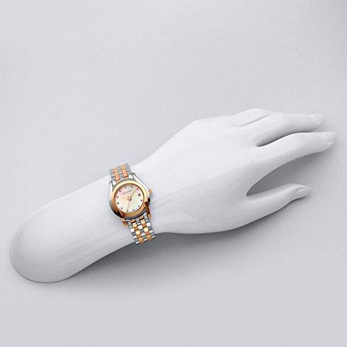 [グッチ] 腕時計 Gクラス ピンクパール文字盤 YA055536 並行輸入品