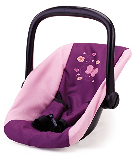 Bayer Design 67657AA Puppen-Autositz, Pflaume