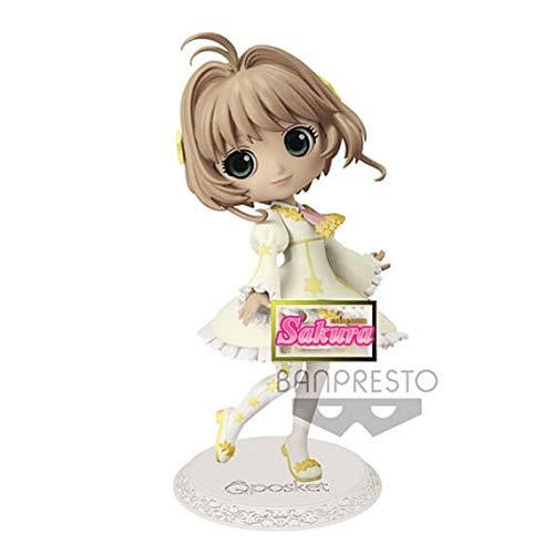Q Posket Sakura Kinomoto Vol3 Cardcaptor Sakura (versión B)