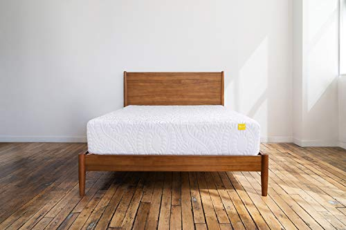 Revel Premium Cool Mattress (Queen), Featuring All Climate Cooling Gel Memory Foam and LiftTex Alternative Latex, Made in the USA with a 10-Year Warranty, Amazon Exclusive