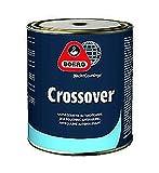 Boero Crossover - Antivegetativa autopulente ad alte prestazioni - pirate - colore: NERO, size: 2,5...