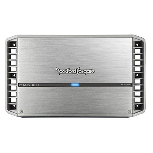 Rockford Fosgate PM500X2 Punch Marine500 Watt 2-Channel Amplifier
