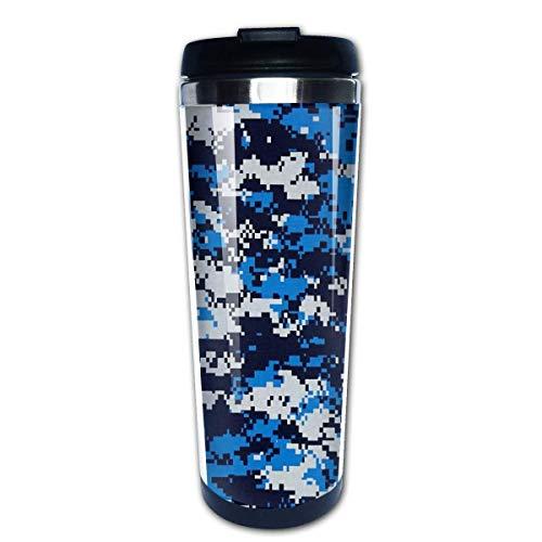 Taza de caf de viaje Disfraz Taza de caf con aislamiento de acero inoxidable Botella de agua deportiva 13.5 oz (400 ml) MUG-3430