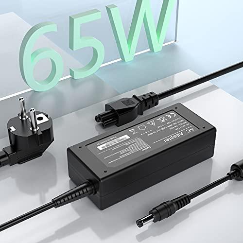 Chargeur pour ordinateur Portable ASUS 65W 19V, adaptateur secteur universel Stable Compatible pour ASUS F555 F551 F551C R556 R556LA X751 X751M X751L X751S X751N X551(la plupart Des modèles ASUS)