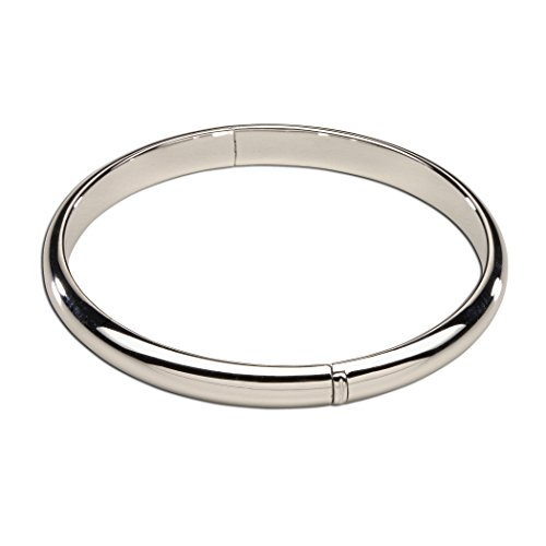 Children's Sterling Silver Baby Bangle Bracelet (1-5 Years)