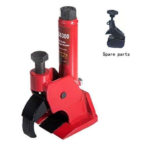 BESTOOL Manual Tire Bead Breaker Adjustable Hammer Tire Changer for ATV Tire Operation, Come with Tire Rim Clamp