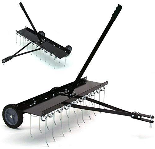 Aérateur de gazon XXL pour scarificateur de pelouse - Déshum