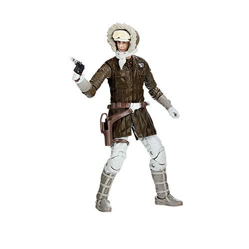 Star Wars The Black Series Archive - Han Solo (Hoth), action figure da 15 cm, ispirata al film Star Wars: L'Impero colpisce ancora