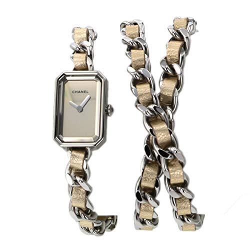 シャネル CHANEL プルミエール ロック 世界限定1000本 H5583 ミラー文字盤 新品 腕時計 レディース (W187707) [並行輸入品]