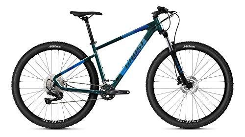 Ghost Kato Advanced 27.5R AL U Mountain Bike 2021 (M/44cm, Petrol/Ocean)