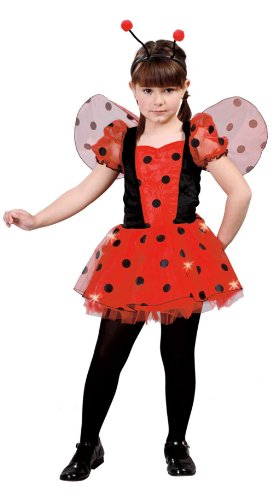 Guirca déguisement enfant Coccinelle (81890)