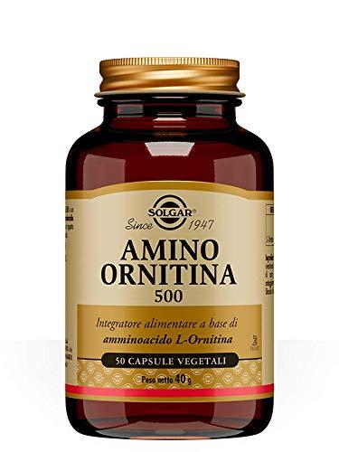 Solgar Amino Ornitina 500-120 ml