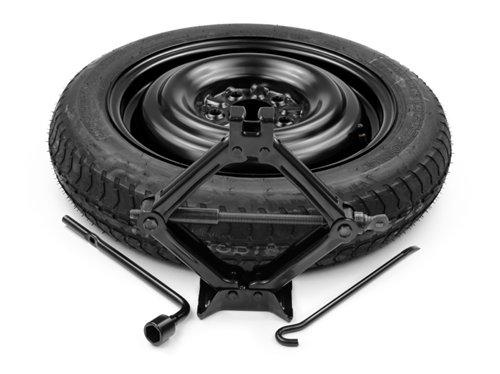 KIA Genuine OEM Factory 2017-2020 NIRO Spare Tire Kit (Applies to All Factory Wheel Sizes)