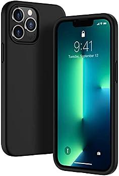 Temdan Liquid Silicone Anti-Drop & Anti-Scratch Case for iPhone 13 Pro Max