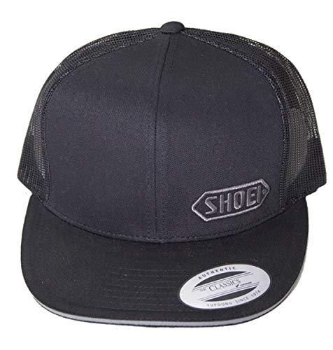 Shoei Trucker-Black (Gris Logo)