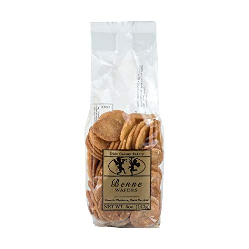 Olde Colony Bakery Cookies (Benne Wafers)