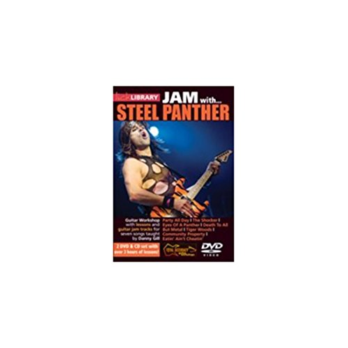 Jam With Steel Panther (CD/2 DVD set) [UK Import]