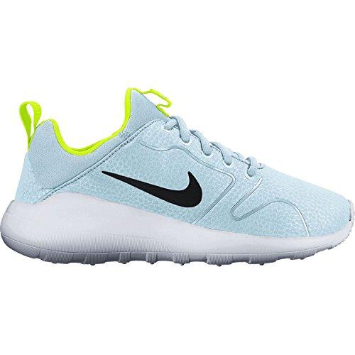 Nike Damen WMNS Kaishi 2.0 SE Laufschuhe, Blau (Gletscherblau/Schwarz/Volt), 38 EU